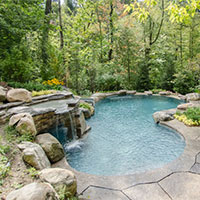 How Small Can a Backyard Pool Be?